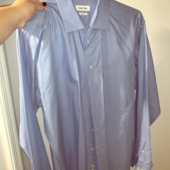 Calvin Klein Other - Blue Dress Shirt 👔